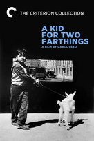 A Kid for Two Farthings - DVD cover (xs thumbnail)