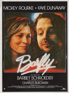 Barfly - French Movie Poster (xs thumbnail)