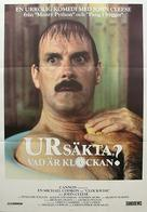 Clockwise - Swedish Movie Poster (xs thumbnail)