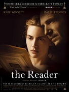 The Reader - French Movie Poster (xs thumbnail)