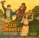 Wild Oranges - Theatrical poster (xs thumbnail)