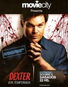 """Dexter"" - Uruguayan Movie Poster (xs thumbnail)"