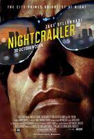 Nightcrawler - Malaysian Movie Poster (xs thumbnail)