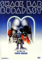 Snack Bar Budapest - German Movie Cover (xs thumbnail)
