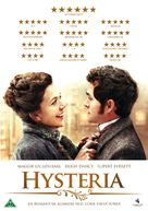 Hysteria - Danish DVD cover (xs thumbnail)