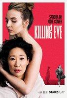 """""""Killing Eve"""" - German Movie Poster (xs thumbnail)"""