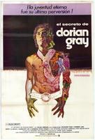 Das Bildnis des Dorian Gray - Spanish Movie Poster (xs thumbnail)