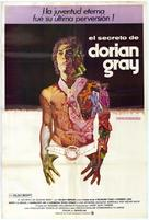 Dorian Gray - Spanish Movie Poster (xs thumbnail)