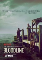 """""""Bloodline"""" - French Movie Poster (xs thumbnail)"""