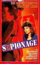 Secret Weapons - German VHS movie cover (xs thumbnail)