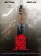 The House That Jack Built - French Movie Poster (xs thumbnail)