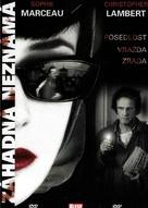 Disparue de Deauville, La - Czech DVD cover (xs thumbnail)