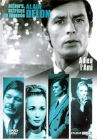 Adieu l'ami - French DVD movie cover (xs thumbnail)