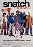 Snatch - Italian Movie Poster (xs thumbnail)