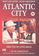 Atlantic City - British DVD movie cover (xs thumbnail)