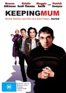 Keeping Mum - Australian DVD cover (xs thumbnail)