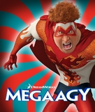 Megamind - Hungarian Movie Poster (xs thumbnail)