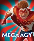 Megamind - Hungarian Movie Poster (xs thumbnail)