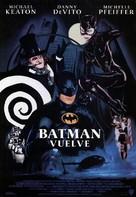Batman Returns - Spanish Movie Poster (xs thumbnail)