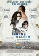 The Reports on Sarah and Saleem - Italian Movie Poster (xs thumbnail)