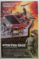 Over the Edge - Movie Poster (xs thumbnail)