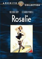 Rosalie - DVD cover (xs thumbnail)