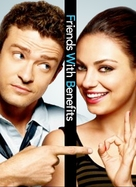 Friends with Benefits - DVD movie cover (xs thumbnail)