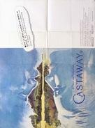 Castaway - British Movie Poster (xs thumbnail)