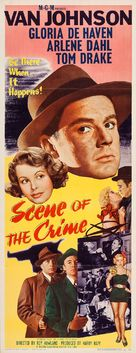 Scene of the Crime - Movie Poster (xs thumbnail)