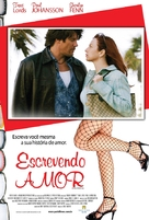 Novel Romance - Brazilian Movie Poster (xs thumbnail)