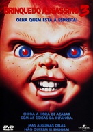 Child's Play 3 - Brazilian DVD movie cover (xs thumbnail)