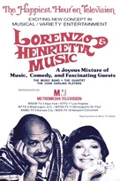 """The Lorenzo and Henrietta Music Show"" - Movie Poster (xs thumbnail)"