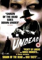 Undead - British DVD cover (xs thumbnail)