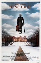 Being There - Swiss Movie Poster (xs thumbnail)