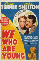 We Who Are Young - Australian Movie Poster (xs thumbnail)