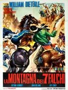Red Mountain - Italian Movie Poster (xs thumbnail)