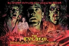 The Evil Dead - British Movie Poster (xs thumbnail)