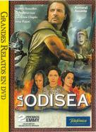 """The Odyssey"" - Spanish DVD cover (xs thumbnail)"