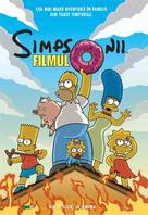 The Simpsons Movie - Romanian Movie Poster (xs thumbnail)
