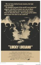 Lucky Luciano - Movie Poster (xs thumbnail)