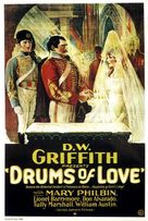 Drums of Love - Movie Poster (xs thumbnail)