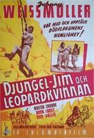 Captive Girl - Swedish Movie Poster (xs thumbnail)