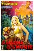Captive Girl - Italian Movie Poster (xs thumbnail)