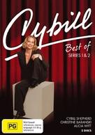 """Cybill"" - Australian DVD cover (xs thumbnail)"