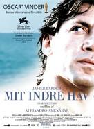 Mar adentro - Danish Movie Poster (xs thumbnail)
