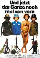 Je suis timide... mais je me soigne - German Movie Poster (xs thumbnail)