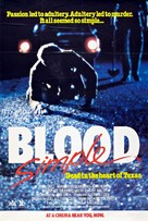 Blood Simple - British Movie Poster (xs thumbnail)