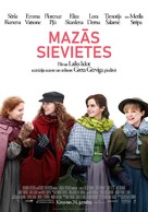 Little Women - Latvian Movie Poster (xs thumbnail)
