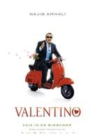 Valentino - Dutch Movie Poster (xs thumbnail)