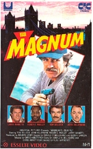 """""""Magnum, P.I."""" - Finnish VHS movie cover (xs thumbnail)"""